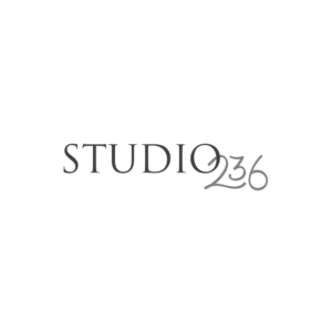 Image of the logo for Studio 236, a fitness and dance studio
