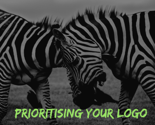 Prioritising Your Logo Design