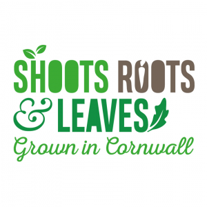 Shoots Roots & Leaves Logo Design UK